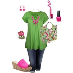 20 Cool Plus Size Outfits Polyvore for try this Summer 2015 #plussizetrends #summeroutfitideas #polyvoreoutfits2015