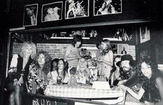 Zeppelin and Groupies at The Rainbow Bar & Grill
