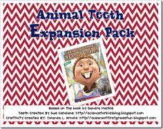Animal Teeth Expansion Pack