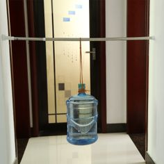 Bathrooms telescopic pole telescopic rods curtain rod shower curtain rod telescopic rod free drilling installation - eBoxTao, English TaoBao Agent, Purchase Agent. покупка агент
