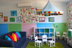 circus kids room | Reluctantly, I trudged off to Ikea with the husband and the school ...