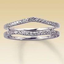 Wedding ring enhancer, love this soo much!!!