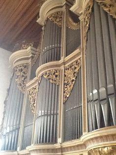 Johann Sebastian Bach: Works for Organ, Vol.5 – Marie-Claire Alain – Organ of the St Georgenkirche, Rötha (Audio video) • http://facesofclassicalmusic.blogspot.gr/2015/05/johann-sebastian-bach-works-for-organ_28.html