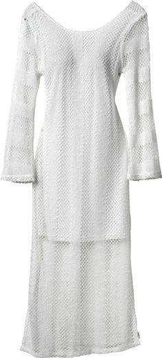 dress | cruise wear | white dress | crochet dress