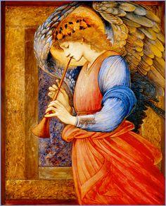 renasannce paintings of angels