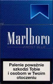 MARLBORO FROST BLUE - wpisz krótki tytuł sklepu dla Google