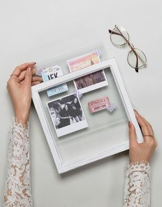 New Look Memory Photo Frame
