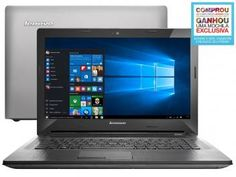 "Notebook Lenovo G40 Intel Core i5 4GB 1TB - LED 14"" Placa de Vídeo 2GB Windows…"