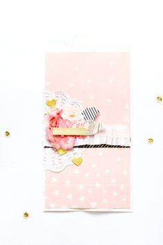 Maggie Holmes Design Team : Valentine's Favor Bags