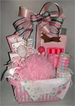 Teen Girl Gift Baskets