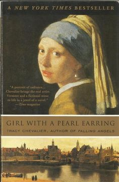 Girl With A Pearl Earring by Tracy Chevalier  - S/Hand - Paperback
