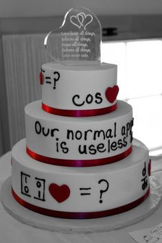 1000+ images about Wedding cake and cookies on Pinterest | Wedding ...