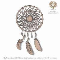 Shop-MSL Dream Catcher Vector, Hoop Dreams, Dreams And Nightmares, Mandala Design, Vector Pattern, Laser Cutting, Mother Day Gifts, Free Design, Arts And Crafts