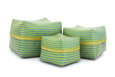 Mitra Bali Storage Baskets -- New Spring color