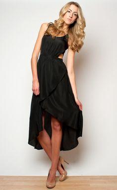Super cute black dress