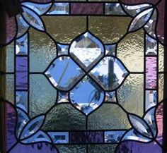 Beveled Glass Piece