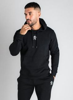 Shop the latest Spring Summer 2020 Gym King men's and women's Collection. Get Cheap Gym King in our sale. Next day Delivery In Ireland at no extra cost. Versace Tracksuit, Track Suit Men, Summer Outfits Men, Tracksuit Tops, Hoodie Outfit, Suit Fashion, Mens Clothing Styles, Black Hoodie, Mens Suits