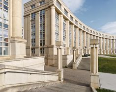 Port Juvenal in Antigone District, Montpellier, France Ricardo Bofill Taller de Arquitectura
