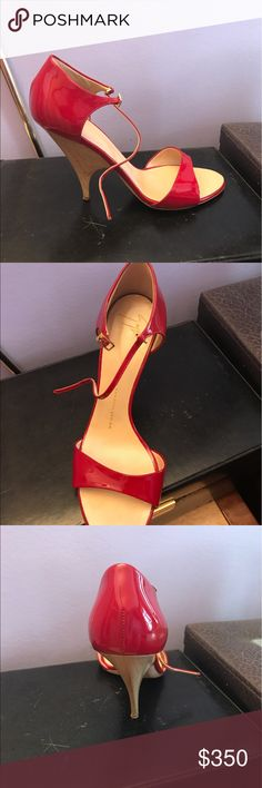 Designer Shoes These are great designer shoes which great a fabulous value. A girl must own them. Giuseppe Zanotti Shoes Sandals