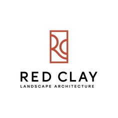 Logo design for Red Clay Landscape Architecture. Peter Zumthor Architecture, Zaha Hadid Architecture, Le Corbusier Architecture, Revit Architecture, Architecture Tattoo, Landscape Architecture, Library Architecture, Industrial Architecture, Baroque Architecture