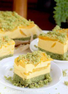 Fruit Recipes, Gourmet Recipes, Sweet Recipes, Cake Recipes, Dessert Recipes, Cooking Recipes, Mango Mousse, Savoury Cake, Homemade Cakes