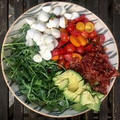 I made this salad last week for my girl's supper club dinner.  It is such a great Summer salad.  This is my spin on a…