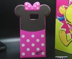 Cute Samsung Galaxy Note 5 Mouse Case
