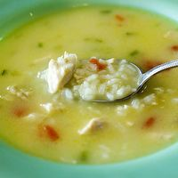 Simple, Hearty, Chicken and Rice Soup by The Pioneer Woman Cooks
