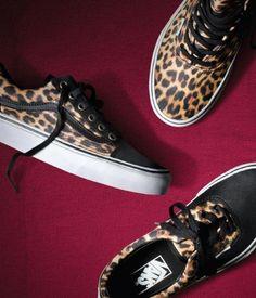 3. Leopard Vans. All Leopard Authentic (Not Lo- Pros). Size 10