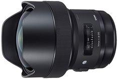 👍 im Test 2020 Sigma DG HSM Art Objektiv für Canon Objektivbajonett Nikon, Canon Dslr Camera, Canon Eos, Angles, Best Canon Lenses, Wide Aperture, Art Lens, Bokeh Effect, Camera World