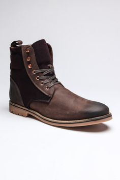 J Shoes Thomas - THEY COME IN BROWN (!!!)