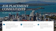 Job Placement Consultants is a recruitment agency that specializes in national and international labour for New Zealand employers. With Licensed Immigration Adviser in the team we provide immigration services for employers and complete adaptation package for overseas employees. Our primary focus is to assist your organization by matching you with the right employees based on your specific needs. If there is a skills shortage, we will get skills from overseas!  www.jpc-nz.com
