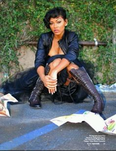 Actress: Megan Good