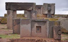 puma punku | Puma Punku: misteriosas ruínas milenares parecem obra da engenharia ...