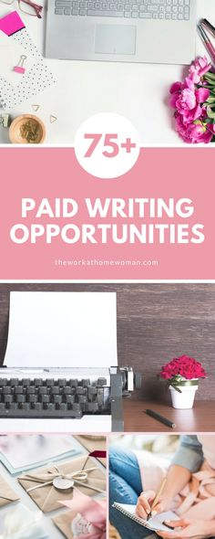 Do you want to work from home as a writer? Here are some of the best types of writing gigs, where to find them, and how much they pay. Legit Online Jobs, Online Jobs From Home, Legit Work From Home, Work From Home Tips, Make More Money, Make Money From Home, Job Freelance, Best Home Based Business, Write Online
