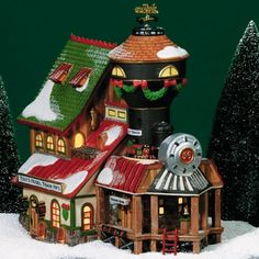 Secure Online shopping cart immediate UPS Dickens, Snow Village, North Pole, CIC Department 56 Christmas Village, Christmas Village Houses, Christmas Village Display, Christmas Town, Christmas Villages, Christmas Diy, Christmas Decorations, Xmas, Christmas Things