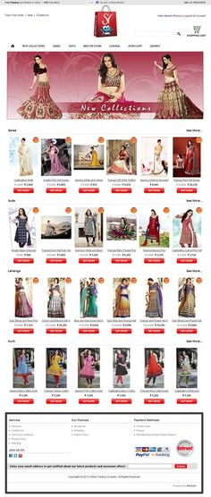 #Siteoftheday : http://www.shoppervilla.com  (Category : Apparel) About Shoppervilla: http://on.fb.me/12Y9KNo