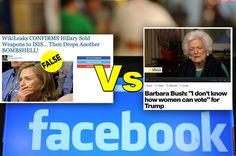 cool Viral Fake Election News Outperformed Real News On Facebook In Final Months Of The US Election