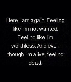 Unwanted wothless.. almost dead