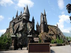 Harry Potter Vacation Locations You Can Visit : People.com