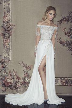 Blog OMG - I'm Engaged! - Vestidos de Noiva Dany Mizrachi 2015.