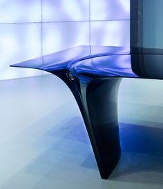 zaha hadid sawaya moroni mew table designboom