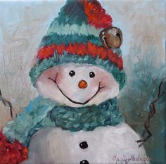 12x12 Custom Print Order for Cheri L. Snowman by artprintsbycheri, $21.00