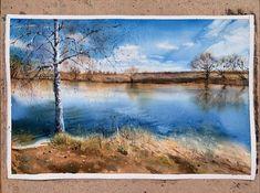"Watercolor Zone on Instagram: ""⠀Artist: @jeannewatercolor• • •#watercolorpainting #instaart #aquarel #watercolor #watercolor_art  #acuarela #akwarele #watercolour…"""