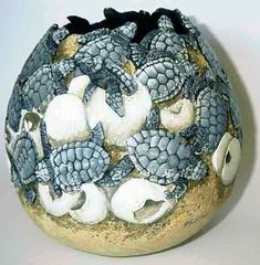 Phyllis Sickles Gourd Artist - Yahoo Image Search Results