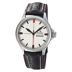 Damasko DA35 with Buckle #watches
