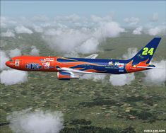 I need to get into racing Nascar, I want my own plane.