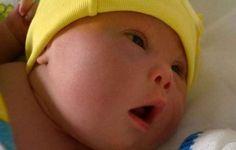 Un bébé vraiment très très vulgaire...