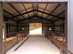 Helotes Pole Barn