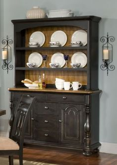I LOVE THIS HUTCH!!! I will have one someday!!